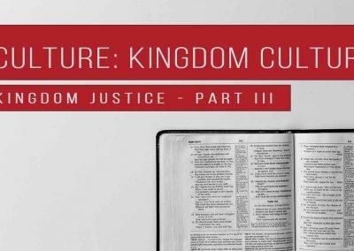 Culture:Kingdom Culture